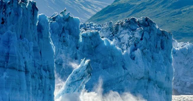 Някои последствия от климатичните промени върху океаните и ледената покривка