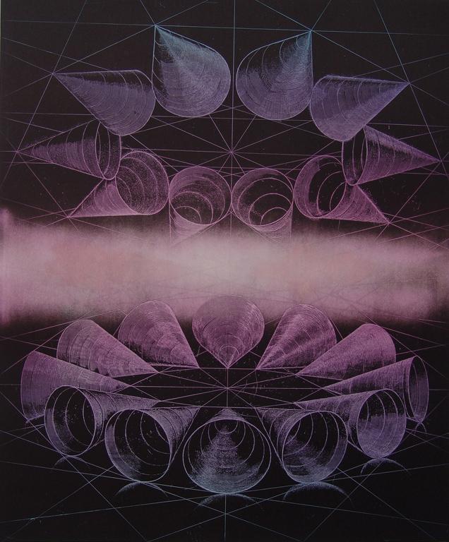 <p>Йохан Йотов | Yohan Yotov Пространствено ниво | Space Level Дълбок печат | Intaglio</p>