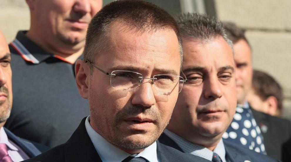Джамбазки е кандидат-кметът на ВМРО в София