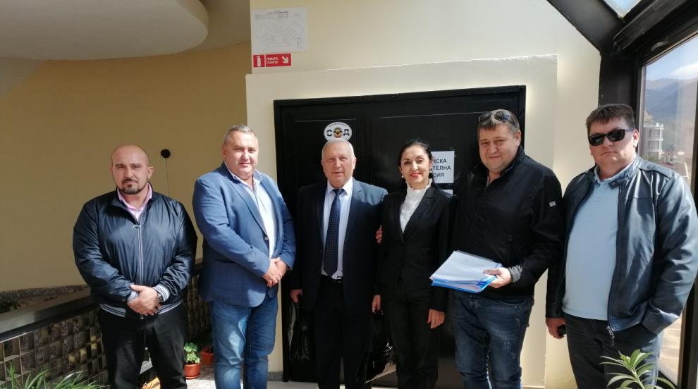 ПП ГЕРБ – Дупница регистрира листата си със съветници и кандидати за...