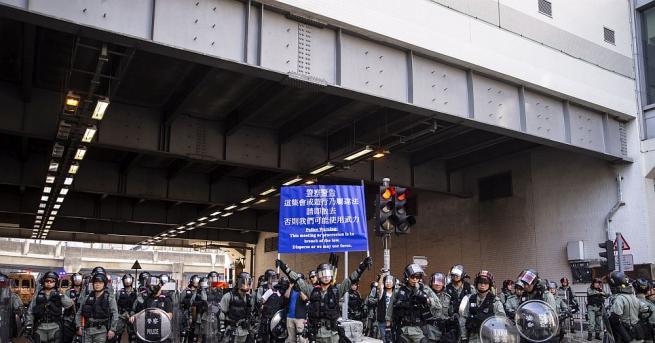 Икономиката на Хонконг е загубила най-малко 2,8 млрд. хонконгски долара