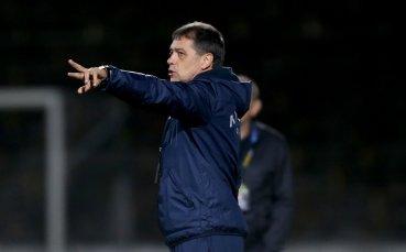 Хубчев: Не сме готови за първото място, искам повече опции за ротации