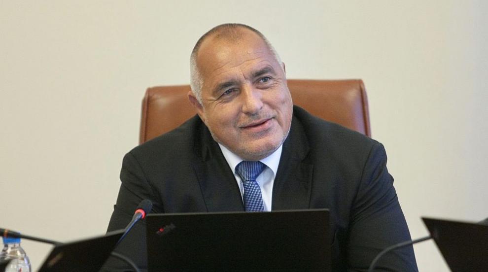 Премиерът Борисов поздрави българите за празника