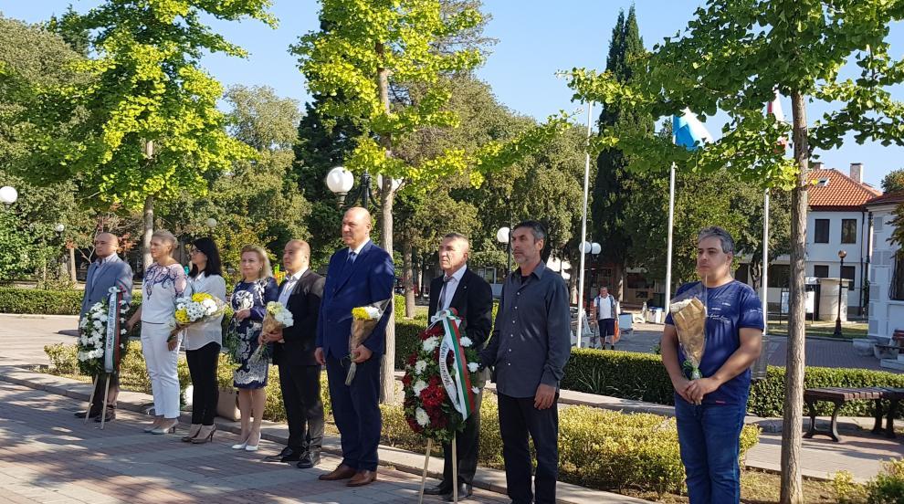 Общоградски празник в Поморие за 22 септември