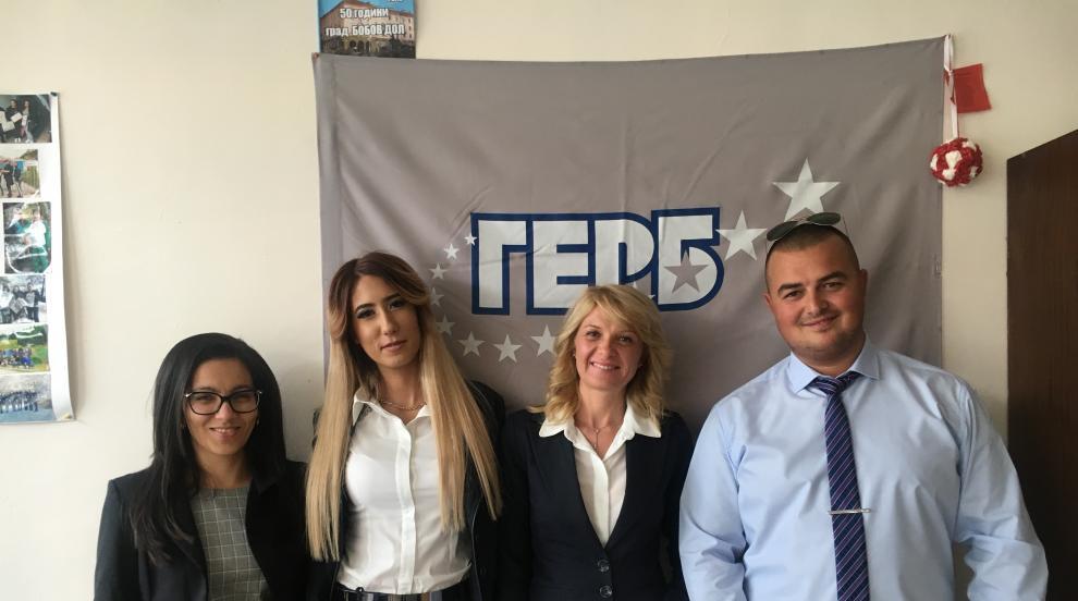 Кандидатът за кмет от ГЕРБ Мая Спасова: Ще работим за промяна и нови...