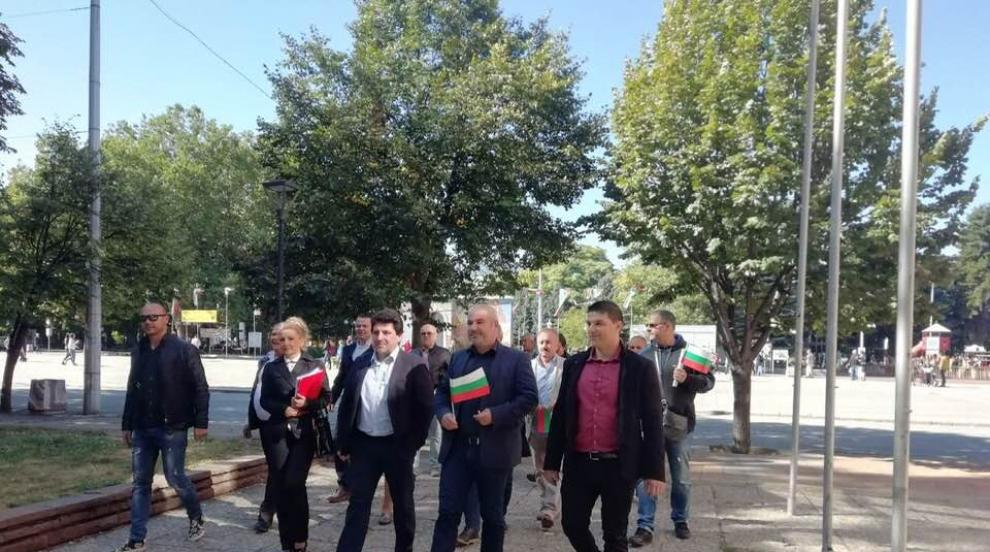 БСП Кюстендил регистрира листата си за общински съветници