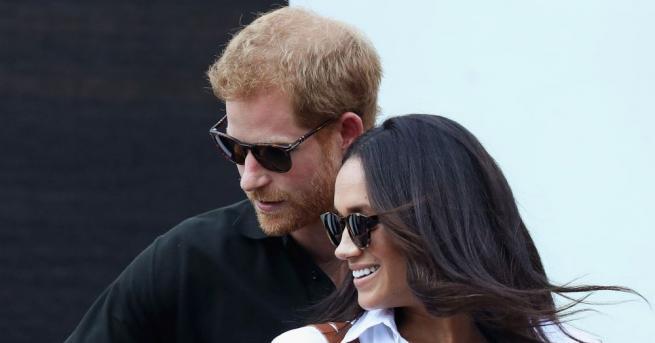 Херцозите на Съсекс Меган и Хари летяха този уикенд до