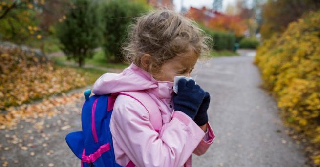 Непостоянни температури, променливо време, тръгване на детска градина и училище
