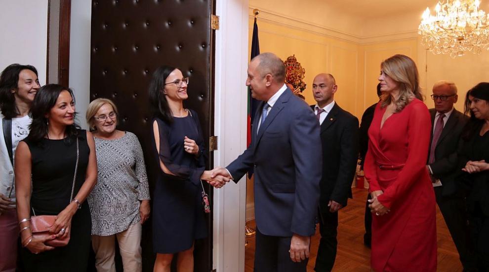 От Ню Йорк Радев призова българите в САЩ да се върнат в родината си (СНИМКИ)