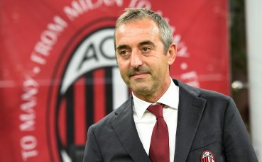 Милан запазва доверие в Джампаоло