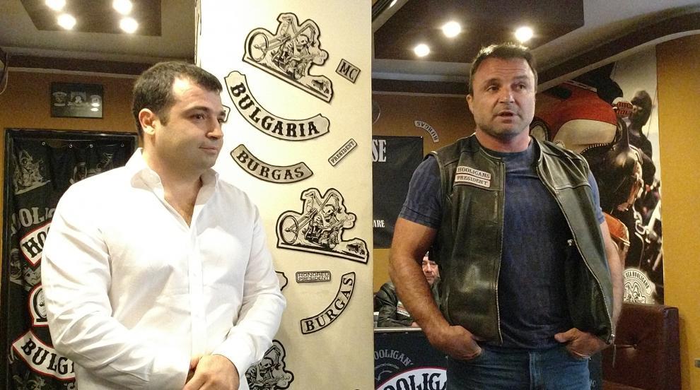 Бачийски на изборите с Легендата в кик бокса