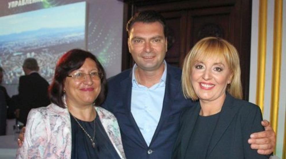 Калоян Паргов поведе листата на БСП в София