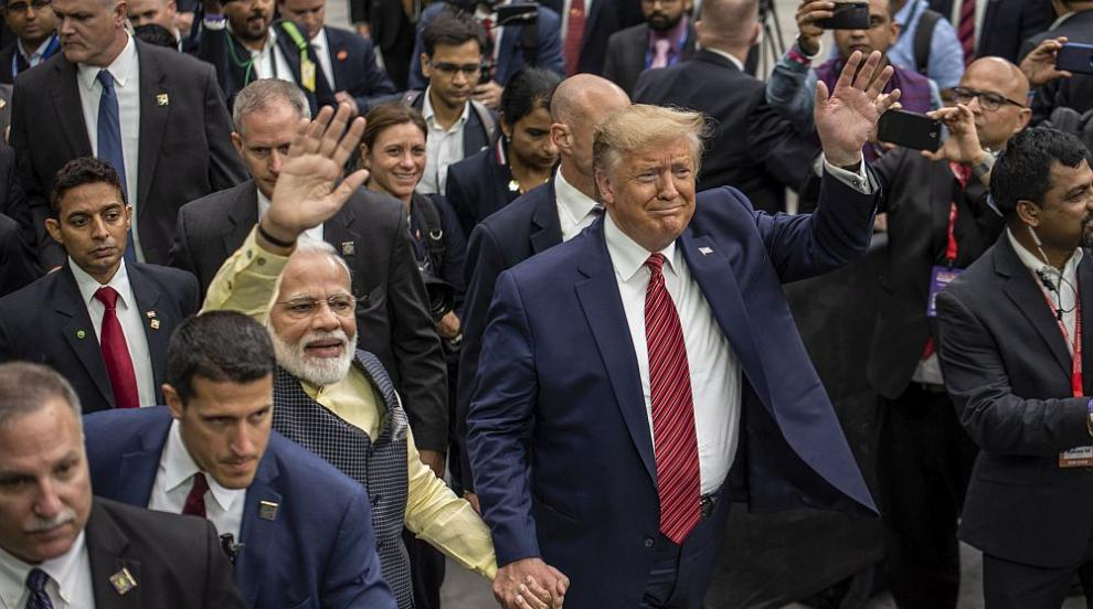 Тръмп все пак се появи на световната среща на ООН за климата