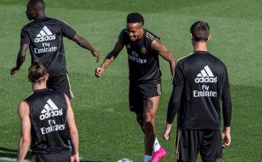 Раул: Родриго Гояс е готов за първия тим на Реал Мадрид