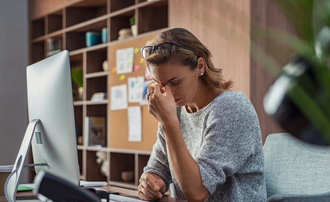 Лесен начин за намаляване на стреса в службата