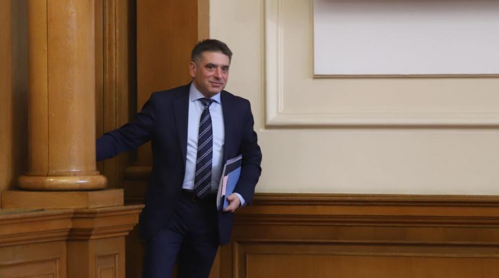 Данаил Кирилов: Двата законопроекта за съкратеното производство не си...