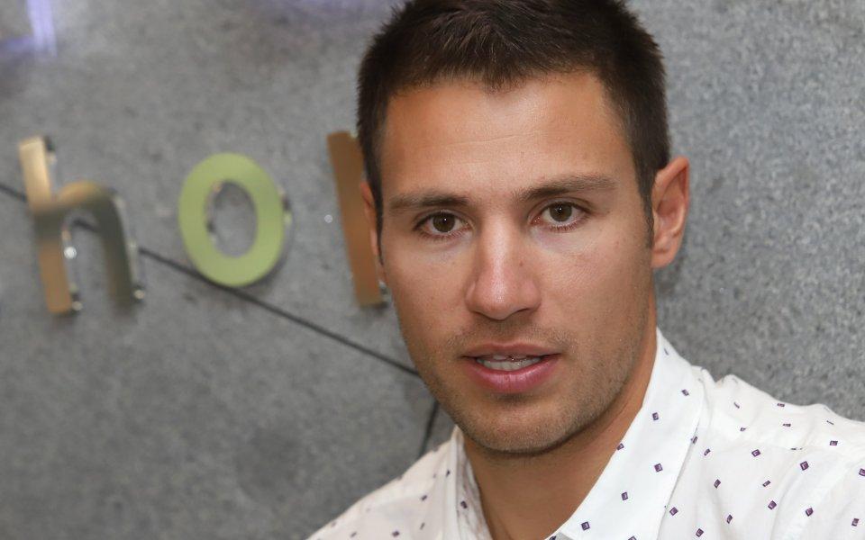Радо Янков: Искам да покажа потенциала си през този сезон