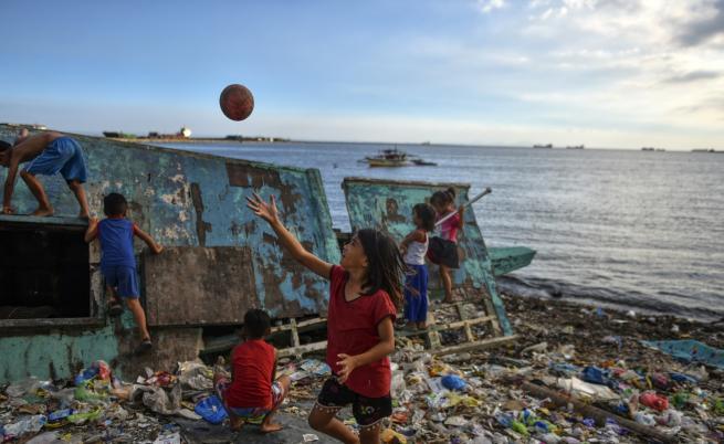 Най-добрите снимки за проблемите на околната среда