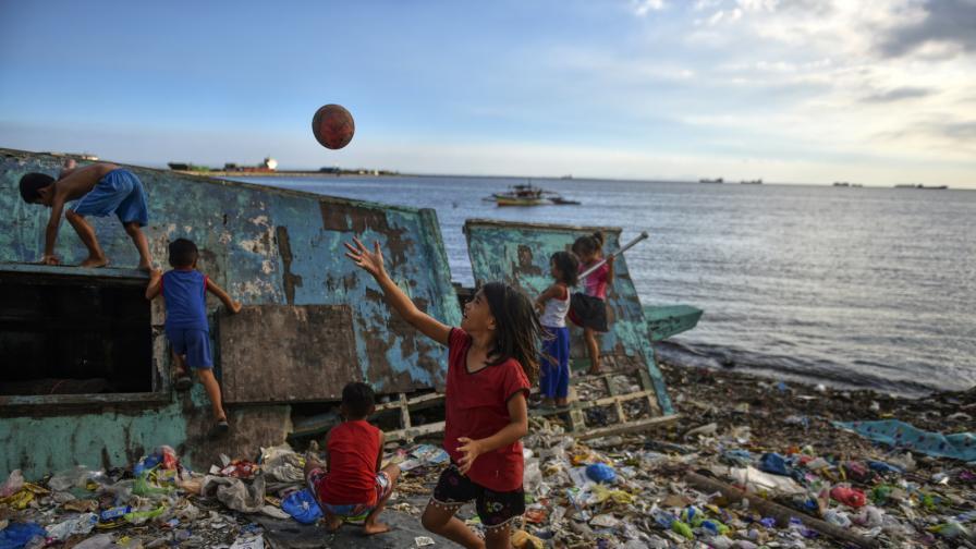 <p>Най-добрите снимки за <strong>проблемите на околната среда</strong></p>