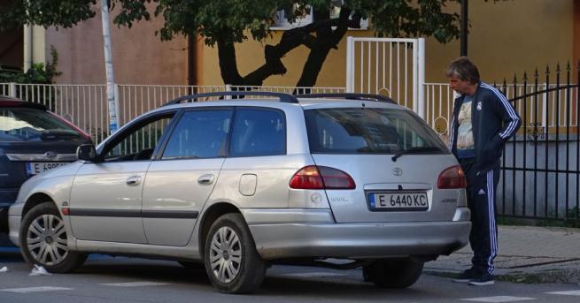 Куриозен случай с краден автомобил в Благоевград завърши с щастлив