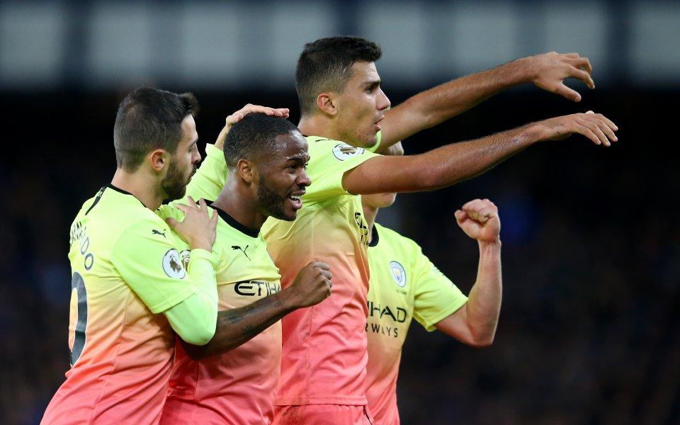 Манчестър Сити постигна много ценна победа в преследването си за