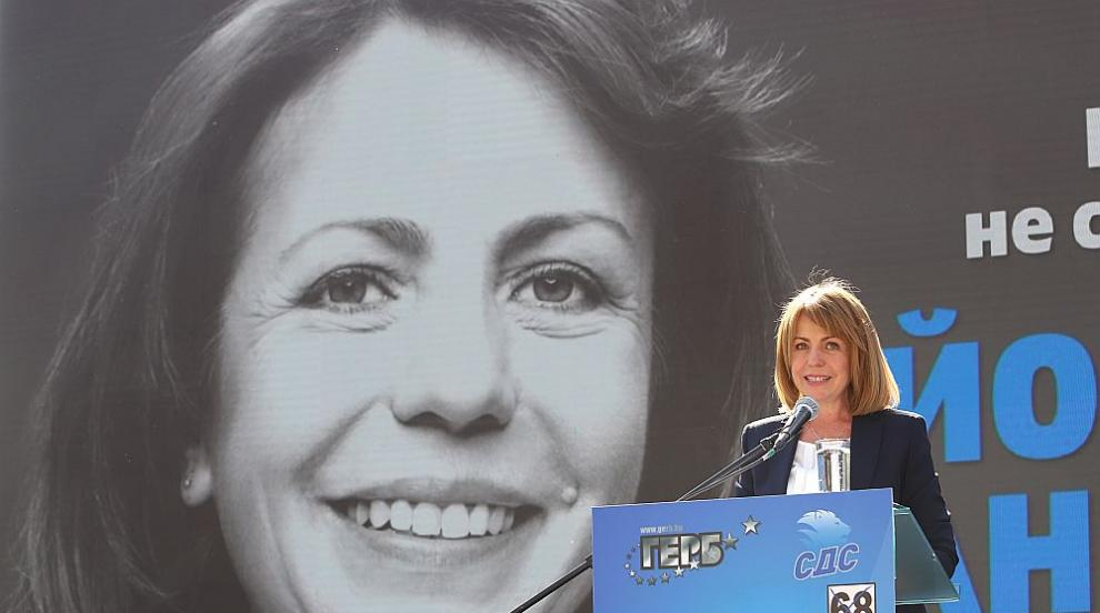 Йорданка Фандъкова: Не очаквах, че лъжата ще измести разговора за София...
