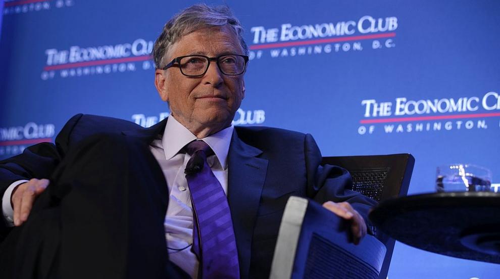 Бил Гейтс събори Джеф Безос от върха и отново е най-богатият човек в света