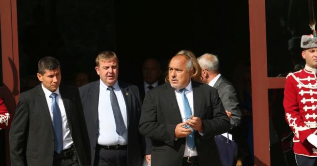 Министър-председателят Бойко Борисов заминава днес на посещение в Египет, където