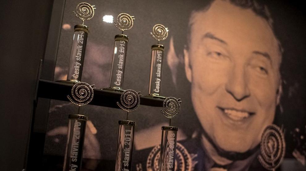 Почина популярният чешки певец Карел Гот