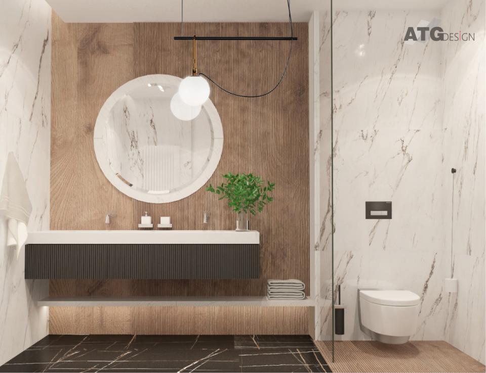 дизайн баня ATG
