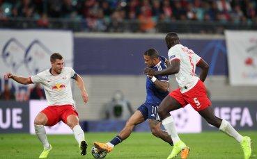 Голово реми между Лион и Лайпциг им стигна за 1/8 финалите