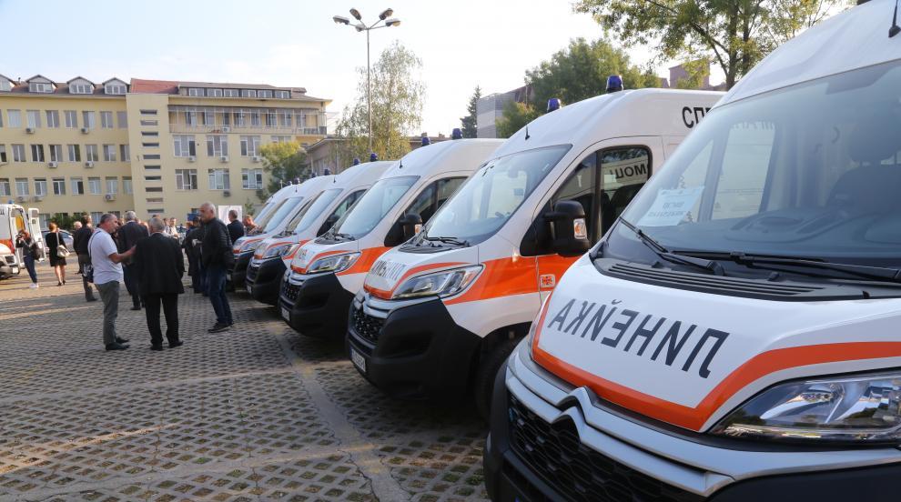 В Спешната помощ в София работят само 12 педиатри