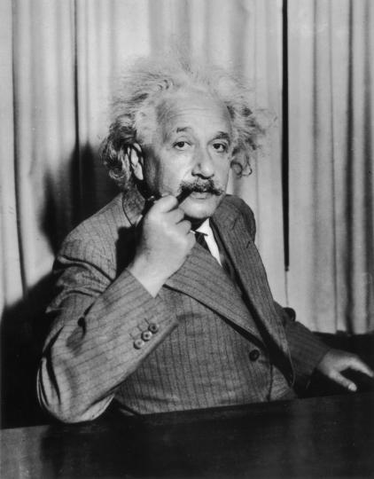 <p><b>Алберт Айнщайн</b></p>  <p>Ученият често е казвал: &bdquo;Монотонността и усамотението на тихия живот стимулират креативността на ума&ldquo;.</p>
