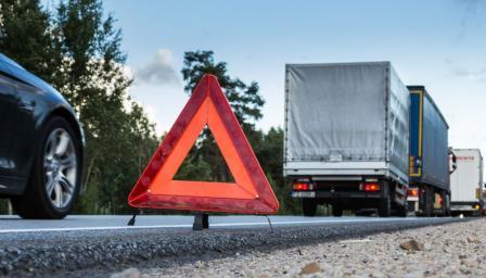 Три катастрофи с тирове на пътя към Дунав мост 2