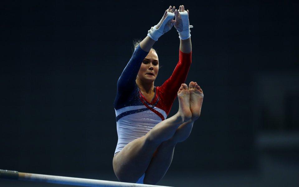 Рускините се предадоха преди старта на световното по спортна гимнастика