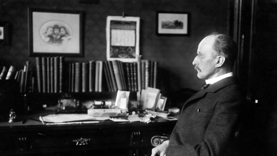 <p>Как <strong>Макс Планк </strong>промени историята на физиката</p>