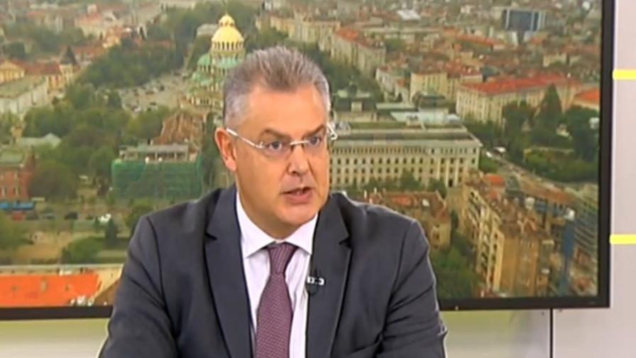 Защо ЦИК глобява Волен Сидеров за скандала в БНТ