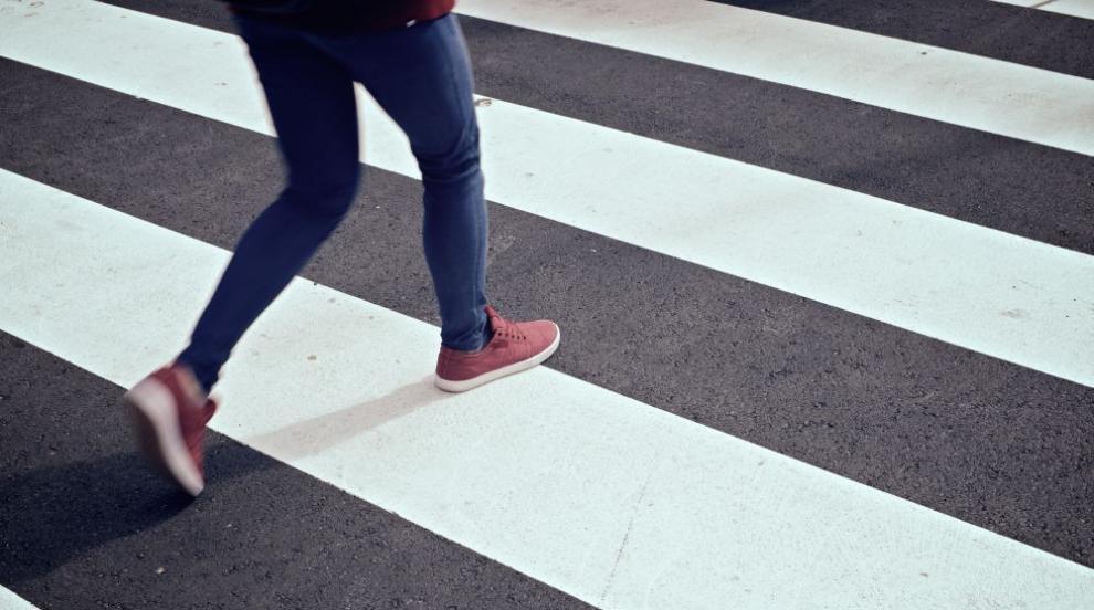 Блъснаха две деца на пешеходна пътека в Търговище