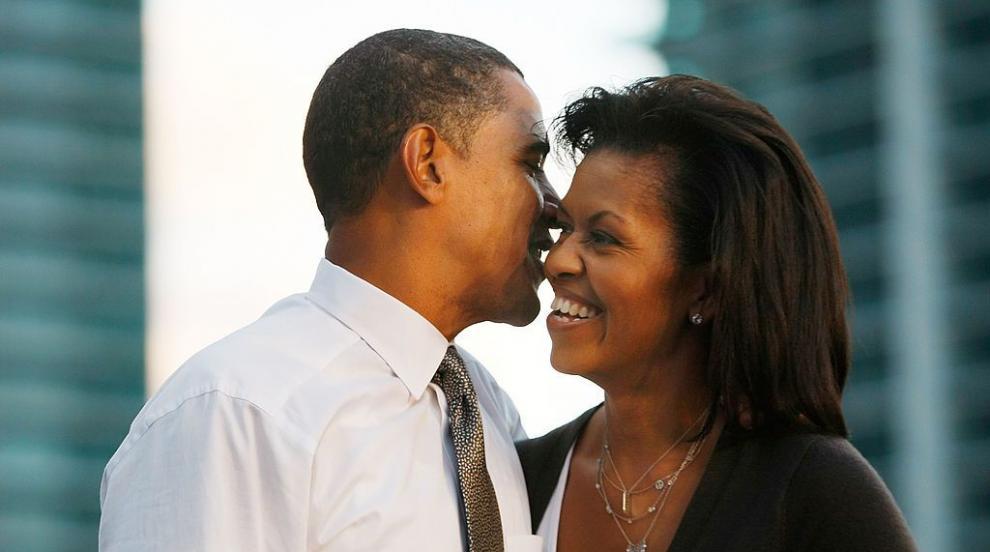 27 години любов: Барак и Мишел Обама се поздравиха с непоказвани снимки