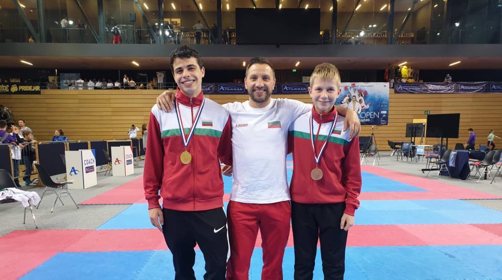 19 Международен турнир по олимпийско карате в Хърватска
