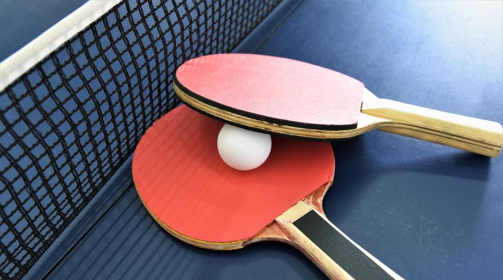 Над 20 тенисисти взеха участие в приятелски турнир по тенис на маса в Банско