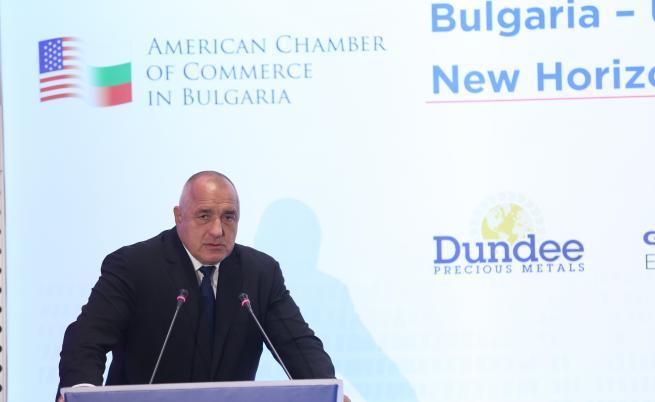 Борисов: Имало е подла и яростна съпротива за сделката за Ф-16