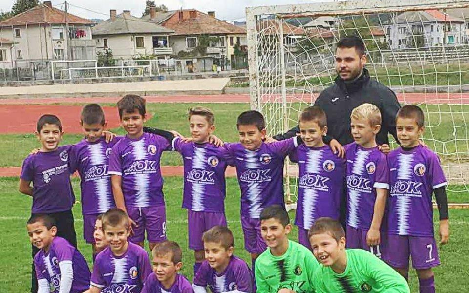 Правят детска Шампионска лига в Търново