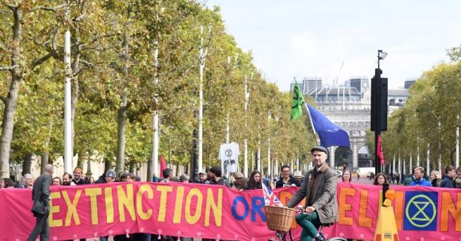 Активисти на движението