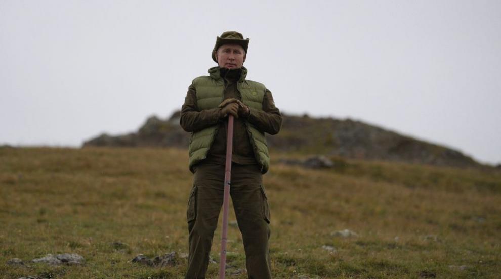 Каква е тайната на добрия външен вид на Путин?