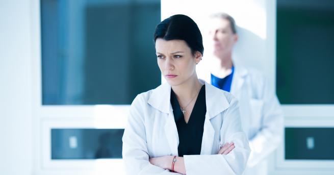 """Снимка: Нов лекар и опасност между живота и смъртта предстои в """"Откраднат живот: Кръвни връзки"""""""