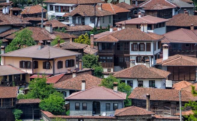 Изглед от Копривщица