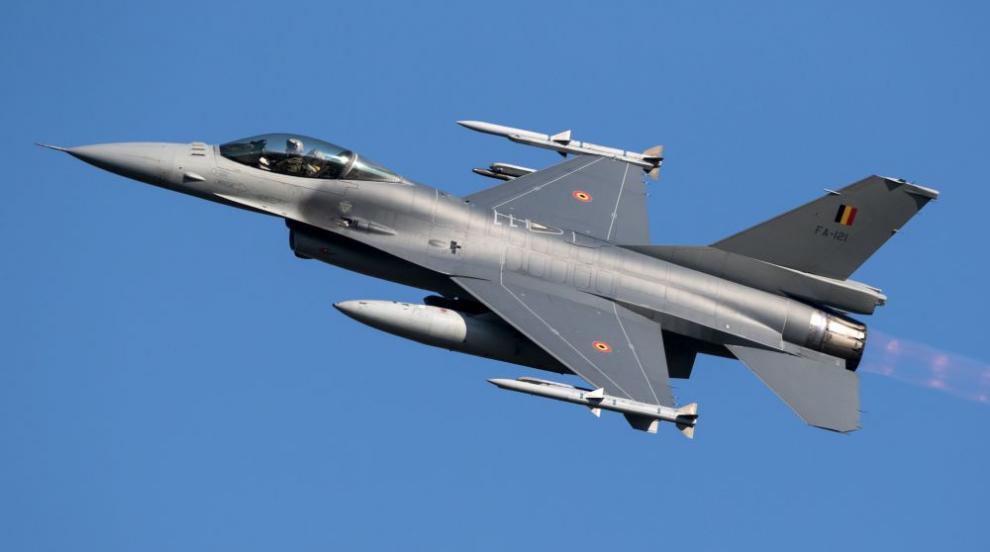 Обявиха договора за производство на самолетите F-16...