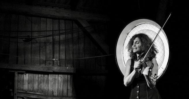 Начало Как да се включа Вдъхновените Как българска цигуларка покори