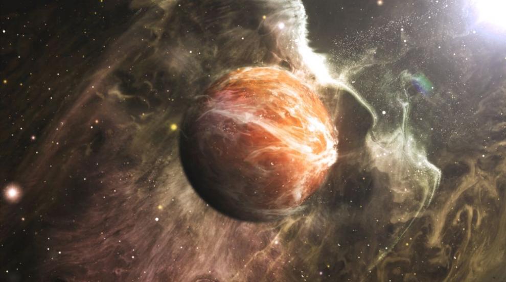 Учени откриха вулкани на Венера